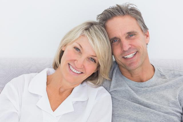 Couple | Dental Implants Long Branch Toronto