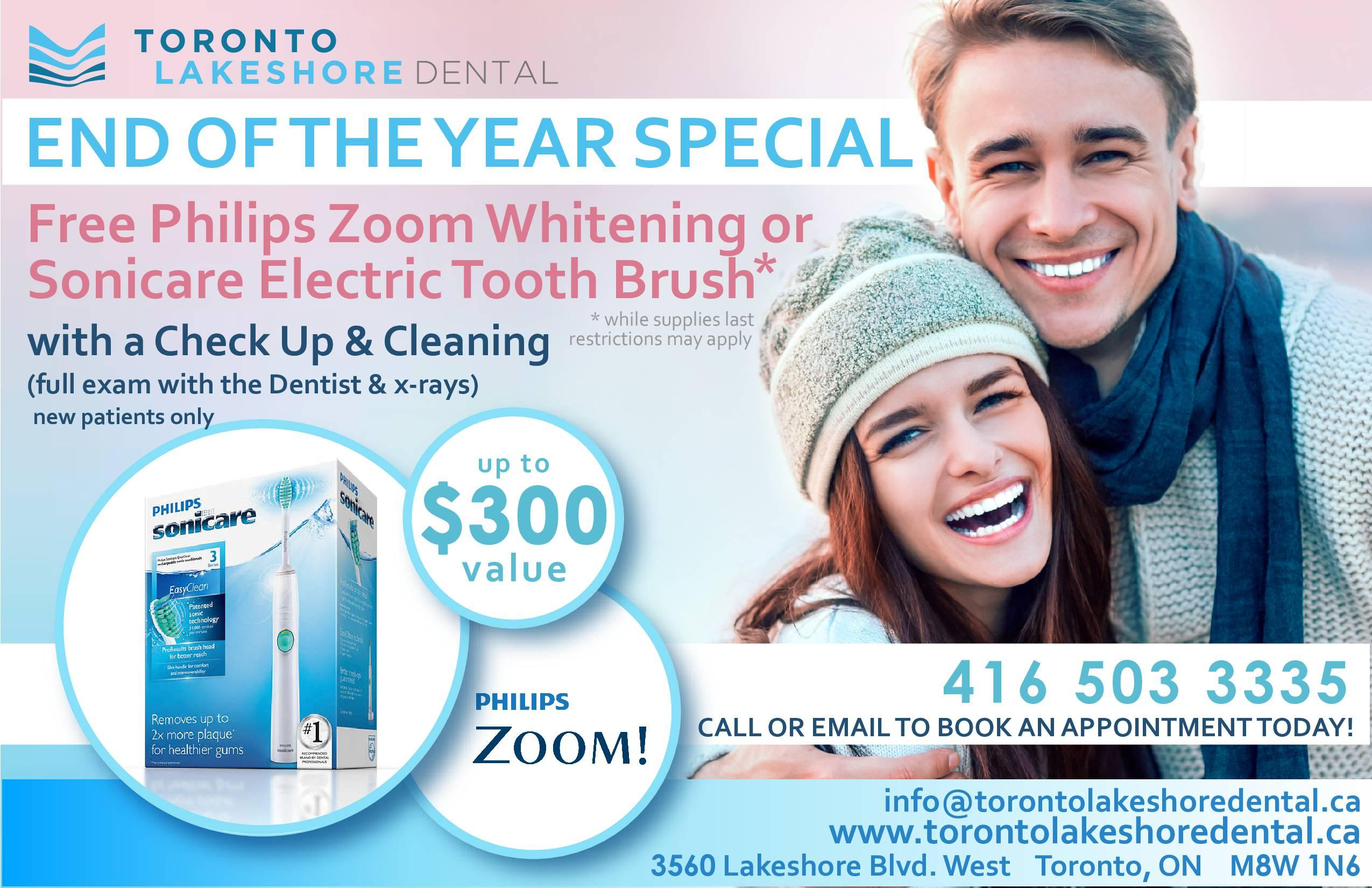 Teeth Whitening Ad | Toronto ON Dentist
