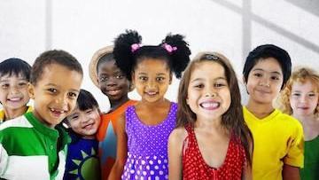 Group of Smiling Children | Children's Dentistry Toronto ON