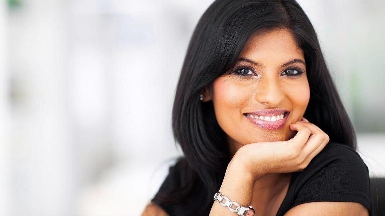 woman smiling | Dentist Toronto