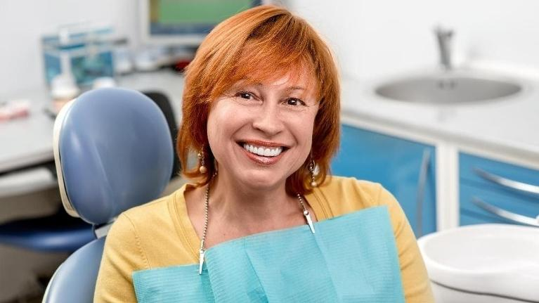 woman at the Dentist | Toronto Dentist