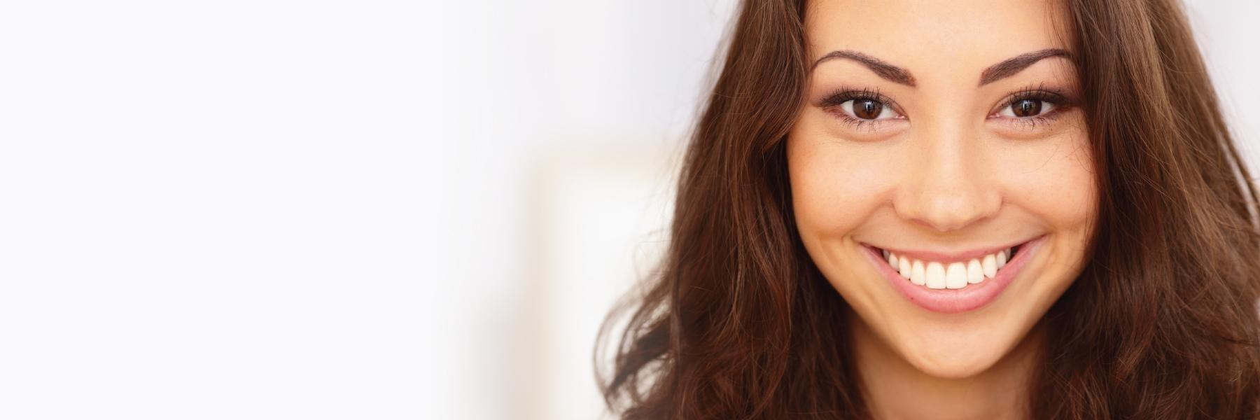 Woman smiling | Dentist in Etobicoke ON
